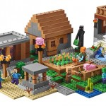 LEGO Minecraft 21128 The Village - Toysnbricks