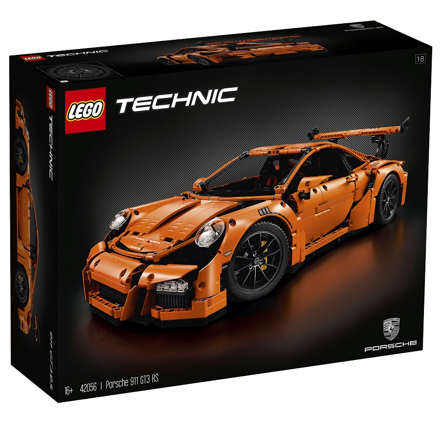 LEGO Technic 42056 Porsche 911 GT3 RS High Resolution - Toysnbricks
