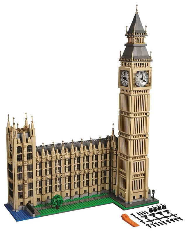 10253 LEGO Creator Big Ben High Resolution - Toysnbricks