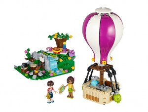 41097 LEGO Friends Heartlake Hot Air Balloon - Toysnbricks
