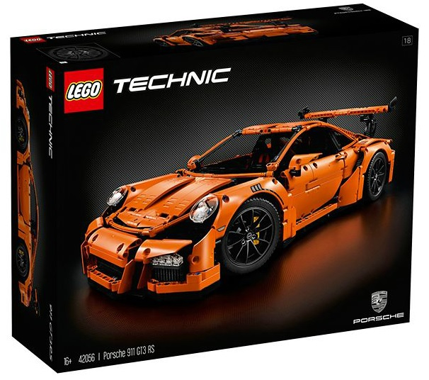 42056 LEGO Technic Porsche 911 GT3 RS - Toysnbricks