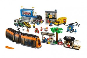 60097 LEGO City Square - Toysnbricks