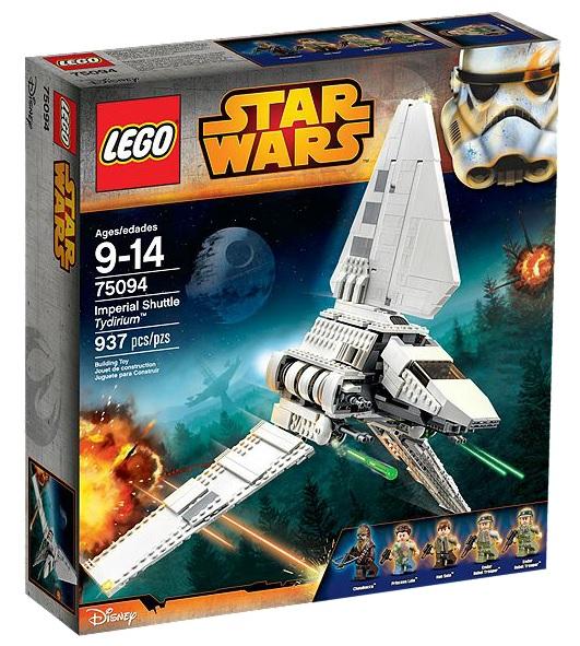 75094 LEGO Star Wars Imperial Shuttle Tydirium - Toysnbricks