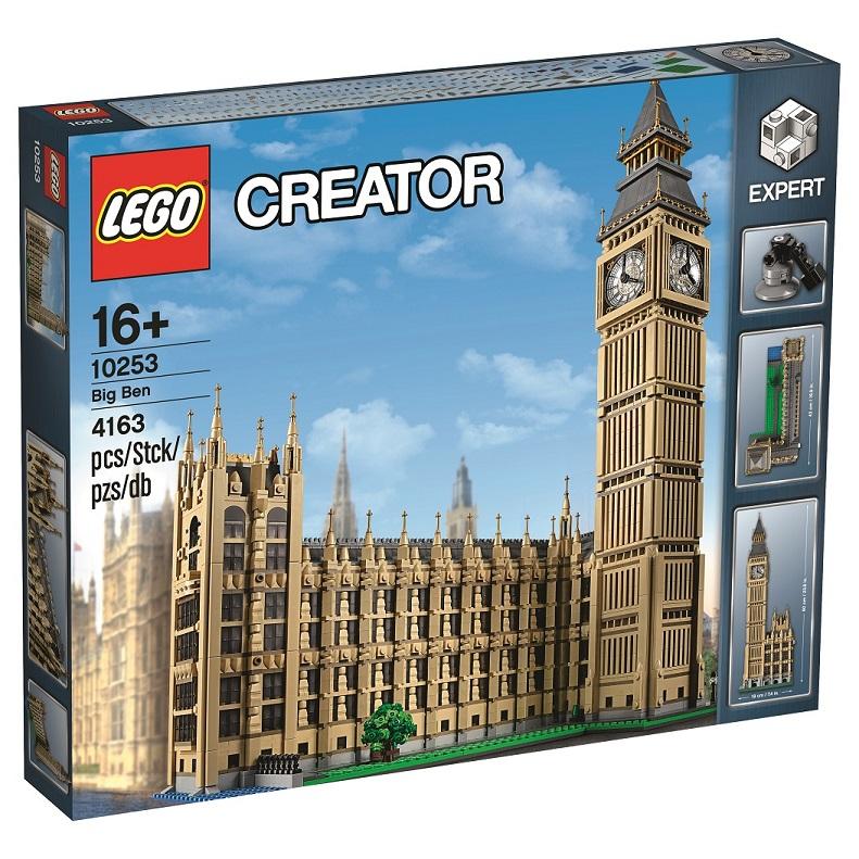 LEGO Creator 10253 Big Ben High Resolution Box - Toysnbricks