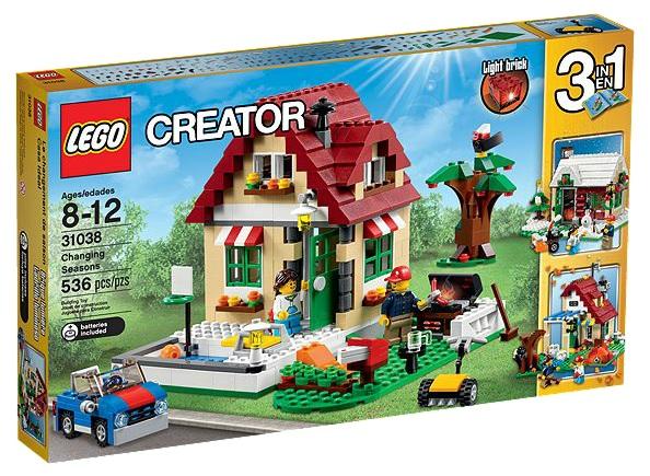 LEGO Creator 31038 Changing Seasons - Toysnbricks