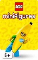 LEGO Minifigures 71013 Series 16 Banana Suit Guy 2016
