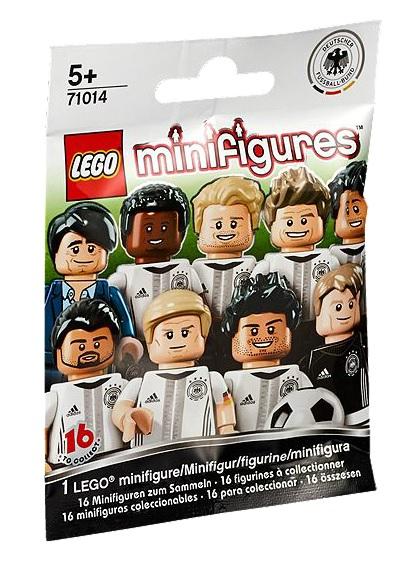 LEGO Minifigures 71014 DFB – The Mannschaft Packet - Toysnbricks