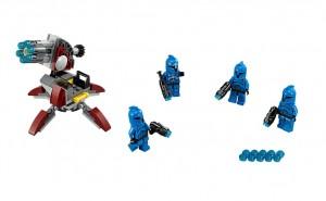 LEGO Star Wars 75088 Senate Commando Troopers - Toysnbricks
