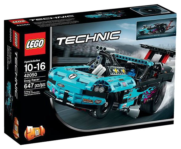 LEGO Technic 42050 Drag Racer - Toysnbricks
