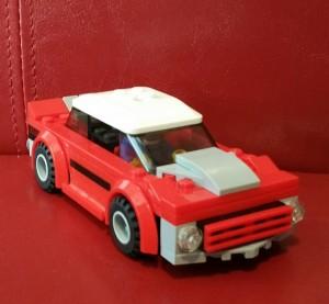 [MOC] captainrex803 LEGO 1969 Chevy Camaro