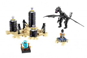 21117 LEGO Minecraft The Ender Dragon - Toysnbricks