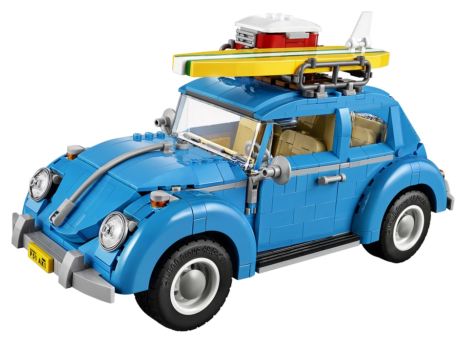 LEGO Creator Expert 10252 Volkswagen Beetle Product - Toysnbricks