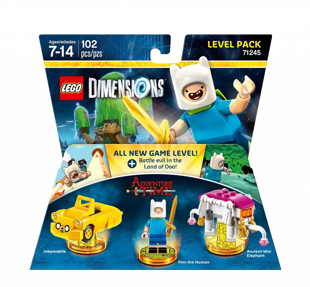 LEGO Dimensions 71245 Adventure Time Level Pack - Toysnbricks