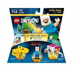 LEGO Dimensions 71245 Adventure Time Level Pack - Toysnbricks