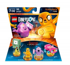 LEGO Dimensions 71246 Adventure Time Team Pack - Toysnbricks