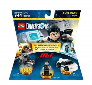 LEGO Dimensions 71248 Mission Impossible Level Pack - Toysnbricks