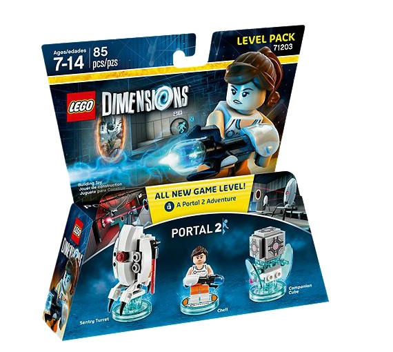 LEGO Dimensions Portal 2 Level Pack 71203 - Toysnbricks