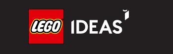 LEGO Ideas Logo Banner