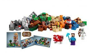 21116 LEGO Minecraft Crafting Box - Toysnbricks