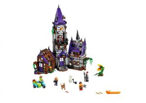 75904 LEGO Scooby-Doo Mystery Mansion - Toysnbricks