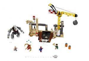 76037 LEGO Marvel Super Heroes Rhino and Sandman Super Villain Team-up - Toysnbricks