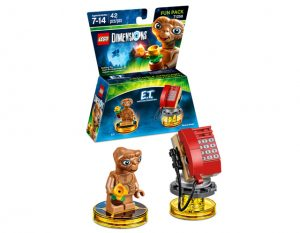 LEGO Dimensions 71258 Fantastic Beast E.T. The Extra-Terrestrial Fun Pack