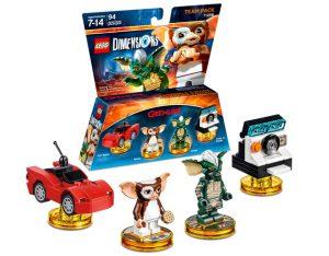 LEGO Dimensions Fantastic Beast 71256 Gremlins Team Pack