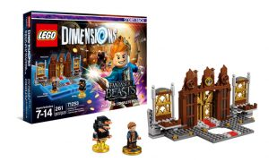 LEGO Dimensions Fantastic Beasts and Where to Find Them Story Pack 71253