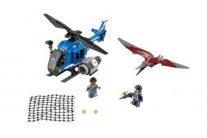LEGO Jurassic World 75915 Pteranodon Capture - Toysnbricks