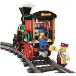 2016 LEGO Creator Expert 10254 Winter Holiday Train - Toysnbricks