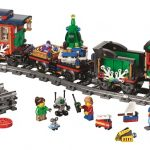 LEGO 10254 Creator Expert Winter Holiday Train - Toysnbricks