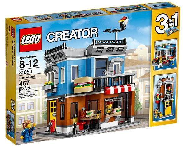 LEGO Creator 31050 Corner Deli - Toysnbricks