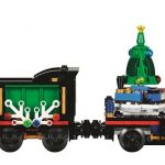 LEGO Creator Expert 10254 Winter Holiday Train - Toysnbricks