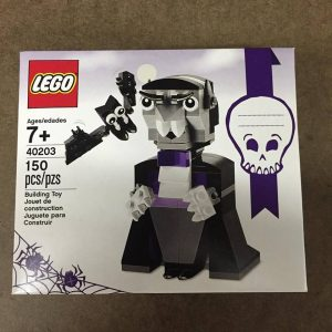 LEGO Halloween 40203 Vampire and Bat Seasonal 2016 Set