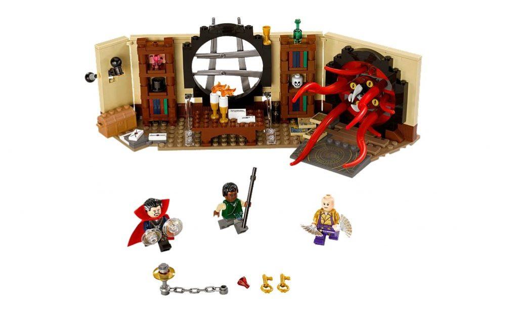 LEGO Marvel Super Heroes 76060 Doctor Strange's Sanctum Sanctorum - Toysnbricks