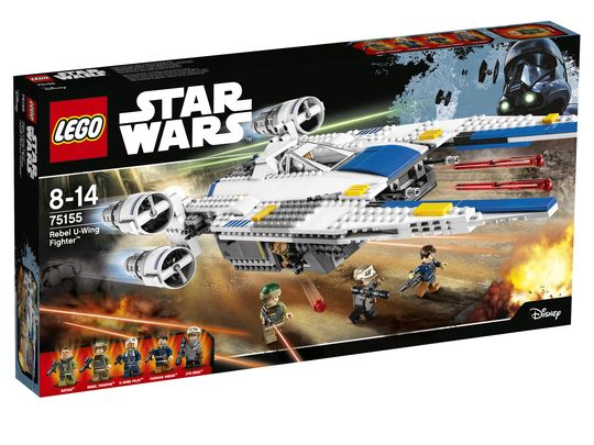LEGO Star Wars 75155 Rebel U-Wing Fighter - 2016 Rogue One (pre)