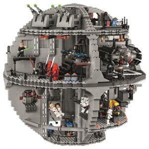 LEGO Star Wars 75159 Death Star Back 2016