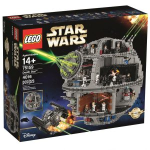 LEGO Star Wars 75159 Death Star Box 2016