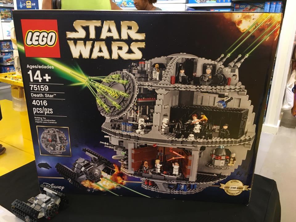 UCS LEGO Star Wars 75159 Death Star 2016 Version