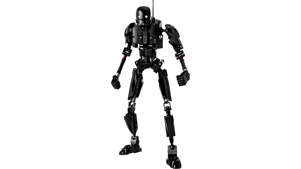 LEGO Star Wars Rogue One 75120 K-2SO Buildable Figures