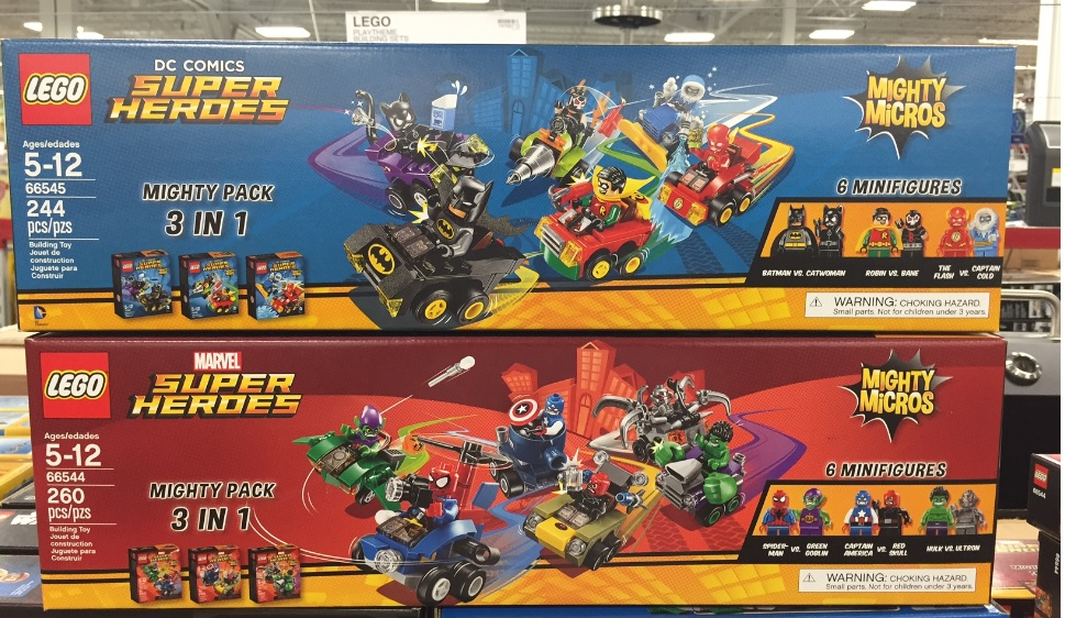 lego-66545-dc-comics-super-heroes-mighty-pack-3-in-1-and-66544-marvel-super-heroes-mighty-pack-3-in-1