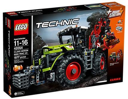 lego-technic-42054-claas-xerion-5000-trac-vc-toysnbricks