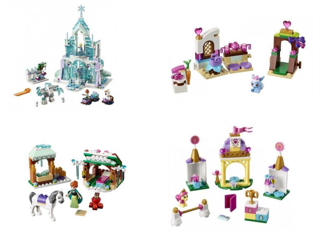 lego-disney-princess-2017-41148-elsas-magical-ice-palace-41147-annas-snow-adventure-41143-berrys-kitchen-41144-petites-royal-stable