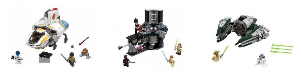 lego-star-wars-75170-the-phantom-75169-duel-on-naboo-75168-yodas-jedi-starfighter-2017-sets