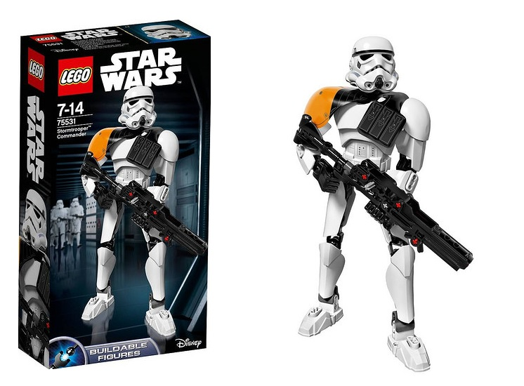 Lego Star Wars Constraction Figures Discussion - LEGO - The TTV ...