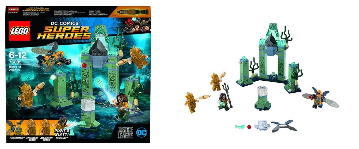 LEGO DC Comics Super Heroes Justice League Summer 2017 Sets 1cfc17e990