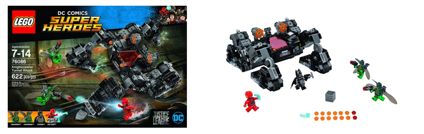 LEGO DC Comics Super Heroes 76087 Flying Fox  Batmobile Airlift Attack (955  pieces b1556bb334