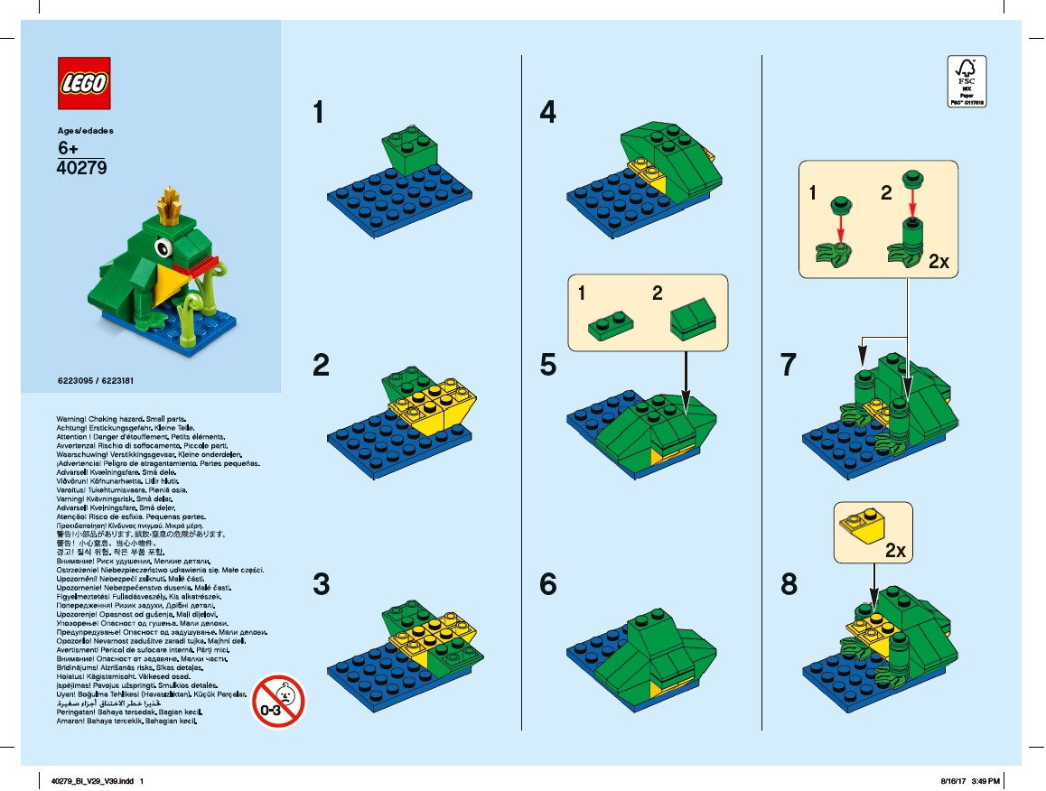 Lego Instructions Diagram Complete Wiring Diagrams