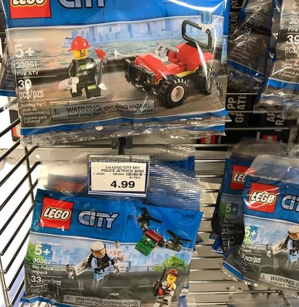 ToysRUs Canada LEGO Polybag Sets Winter/Spring 2019 – Toys N