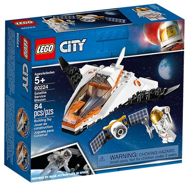 2019 June LEGO City Space Exploration Sets - Toys N Bricks ...